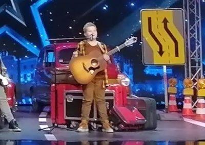 Samuel Rychtar | Sam Rychtar - Cesta Talentem – TV Prima, TV JOJ